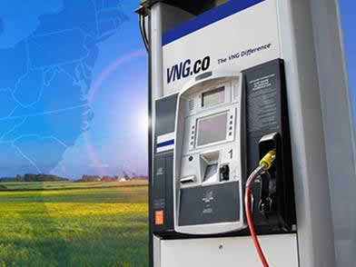 cng fueling station | Pine Run Construction